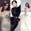 """Thời trang - Kim Tuyến """"lột xác""""  với váy """"made in Viet Nam"""""""