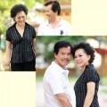 Làng sao - Danh ca Giao Linh lần đầu khoe chồng