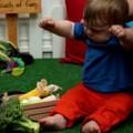 Làm mẹ - Anh: Nhà hàng đầu tiên cho trẻ ăn dặm