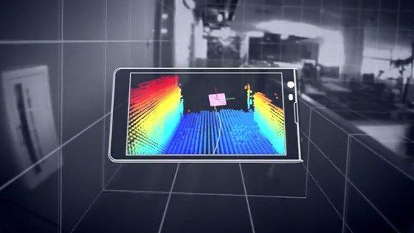 google cong bo ban thu nghiem tablet project tango - 2