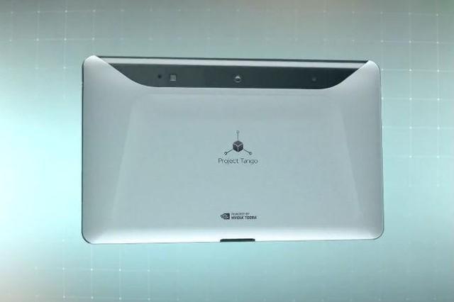 google cong bo ban thu nghiem tablet project tango - 3