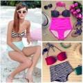 """Thời trang - Áo tắm """"mismatched"""" hot nhất mùa hè 2014"""