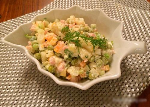 salad cu qua lam bua com them cuon hut - 3