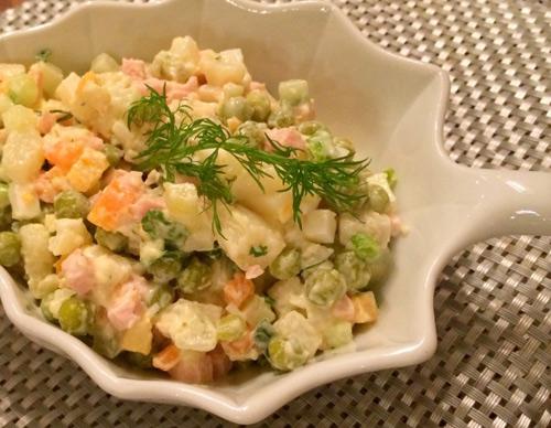 salad cu qua lam bua com them cuon hut - 4