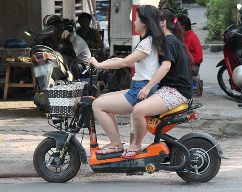 dang ky xe may dien: muon cung... khong duoc - 1