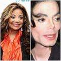 Làm đẹp - Chị Michael Jackson biến dạng mặt giống em trai