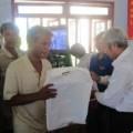Tin tức - Hỗ trợ ngư dân Lý Sơn bị nạn ở Hoàng Sa