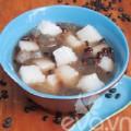 Bếp Eva - Chè đậu đen nha đam giải nhiệt