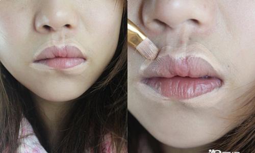 co gai xau thanh xinh sau 5 phut make-up - 3