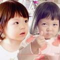 Làng sao - Cô bé 3 tuổi là nữ hoàng quảng cáo Kbiz