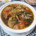 Bếp Eva - Giản dị với canh cua rau rút