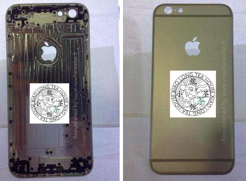 iphone 6 man hinh 4,7 inch tiep tuc lo thiet ke to va mong - 1