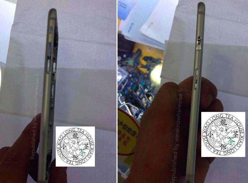 iphone 6 man hinh 4,7 inch tiep tuc lo thiet ke to va mong - 2