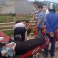 Tin tức - Xe cứu hộ kéo lê thi thể người bán vải gần 60 m