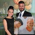 """Làng sao - Sao Việt và những cuộc """"chạm trán"""" Beckham"""