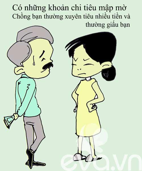 9 dau hieu chung to chong ngoai tinh - 4