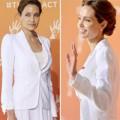 Làng sao - Một mình Angelina Jolie gày nhom đi sự kiện