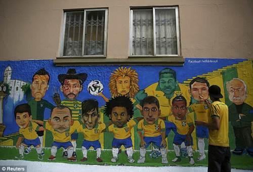 ngam duong pho brazil ruc ro mua world cup - 3
