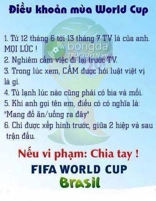 quy dinh cam vo mua world cup - 3