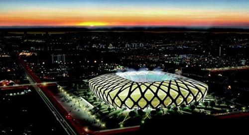 kham pha 12 san van dong dien ra world cup 2014 - 3