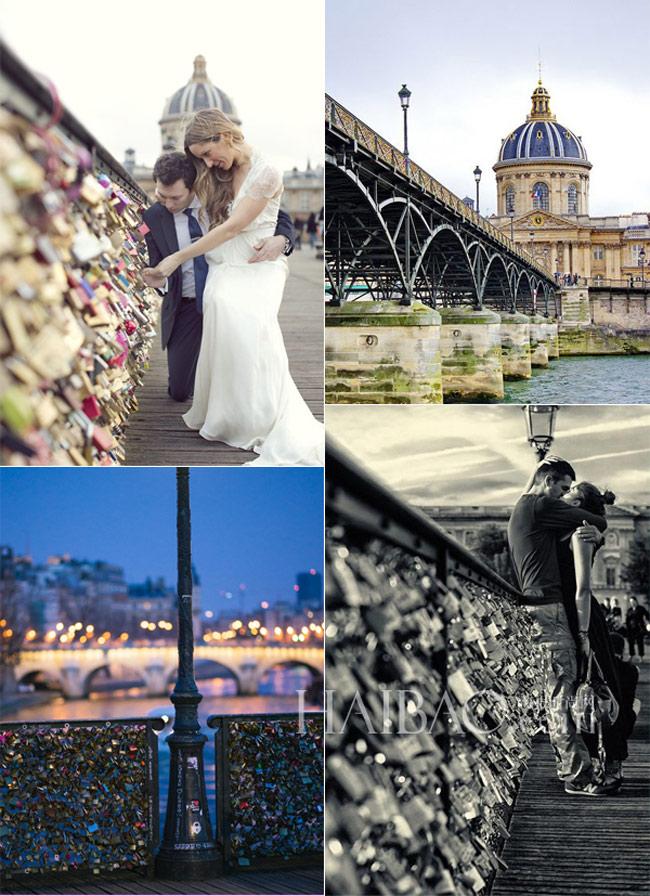Trong cuộc sống có những điều dù không muốn chúng ta cũng phải đối diện với nó. Và thực tế là cây cầu tình yêu Paris – nơi có hàng ngàn những chiếc khóa tình yêu được gắn kết ở đó đã bị sập vì không chịu nổi trọng lượng quá nặng.