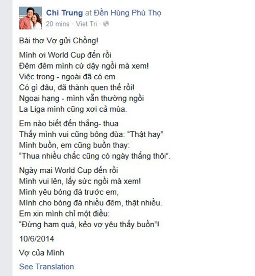 vo chong chi trung ti te truoc them world cup - 2