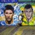 Nhà đẹp - Ngắm đường phố Brazil rực rỡ mùa World Cup