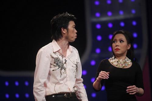 """vo chong hoai linh choc cuoi voi """"anh khong doi qua"""" - 8"""