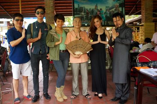 thanh loc cao dau troc trong phim dong tinh - 5