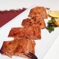 Bếp Eva - Cá hồi nướng dễ làm, thơm nức mũi