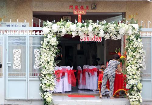tra my idol hanh phuc trong le an hoi - 1
