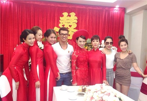 tra my idol hanh phuc trong le an hoi - 6