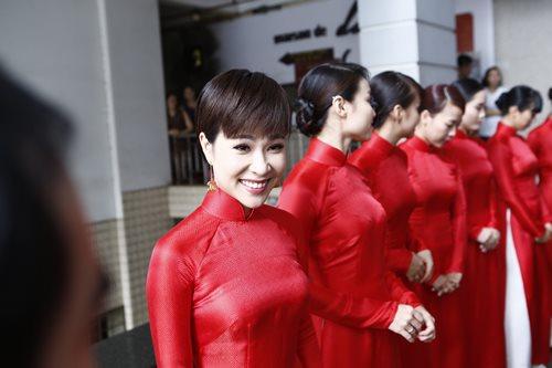 tra my idol hanh phuc trong le an hoi - 5