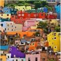 Nhà đẹp - Dạo quanh con phố mang sắc màu cổ tích ở Mexico