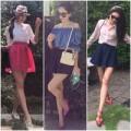 Thời trang - Thời trang siêu dễ thương của ma nữ đẹp nhất Thái Lan