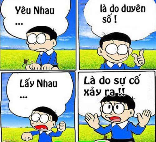cuoi mat ngu vi chuyen tinh yeu bat hu - 6