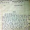 Tin tức - Rớt nước mắt bài văn gửi ba ở Trường Sa