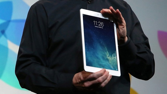 apple bat dau san xuat dai tra ipad air moi - 1