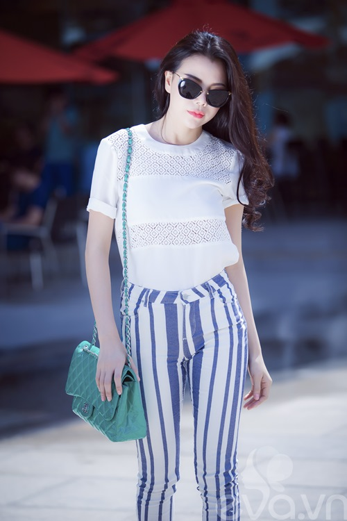 tra ngoc hang - fashion icon moi cua showbiz viet - 2