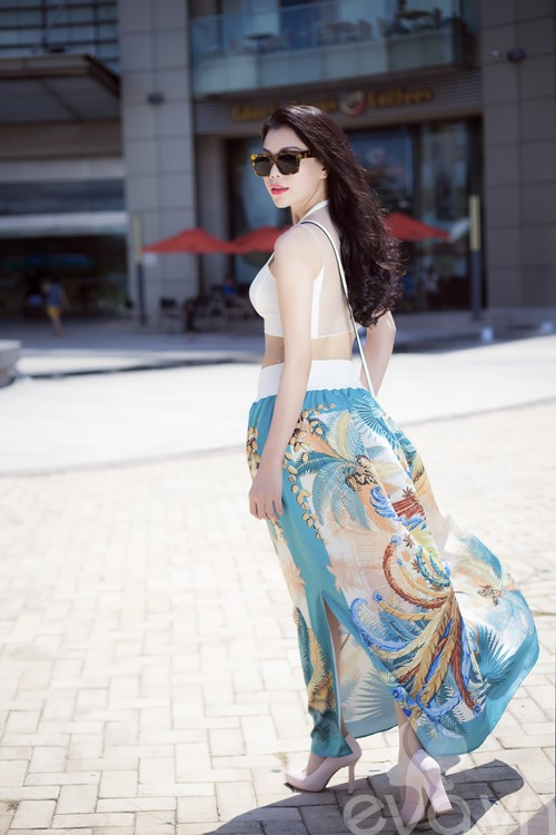 tra ngoc hang - fashion icon moi cua showbiz viet - 6