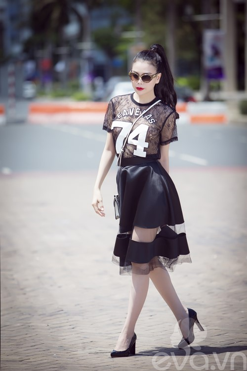 tra ngoc hang - fashion icon moi cua showbiz viet - 10