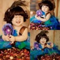 Làng sao - Con gái 1 tuổi của Lý Hải đẹp như thiên thần