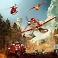 Đi đâu - Xem gì - Phi đội máy bay Planes trở lại trong biển lửa