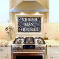 Nhà đẹp - Vệ sinh máy hút mùi bằng... dầu ăn