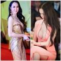 Thời trang - 'Bản sao Ngọc Oanh' bước vào 'cuộc chiến ngực khủng'