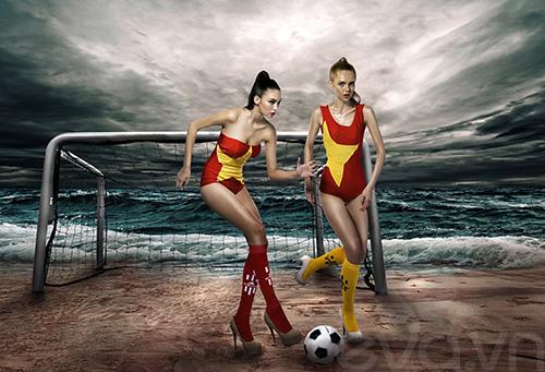 mau ngoai dien ao tam co viet 'tiep lua'  world cup - 6