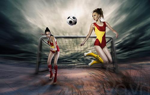 mau ngoai dien ao tam co viet 'tiep lua'  world cup - 7