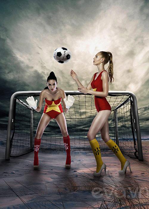 mau ngoai dien ao tam co viet 'tiep lua'  world cup - 3