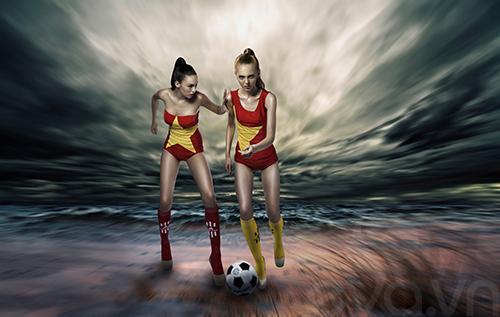 mau ngoai dien ao tam co viet 'tiep lua'  world cup - 5