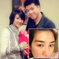 Làng sao - Huỳnh Dịch công khai ảnh bị chồng đánh